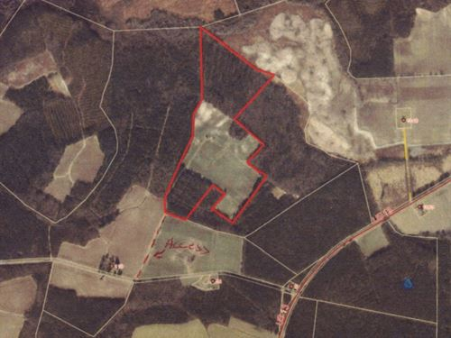 Farm OR Hunting Property : Gates : North Carolina