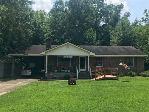 Waterfront Home Chowan : Harrellsville : Hertford County : North Carolina