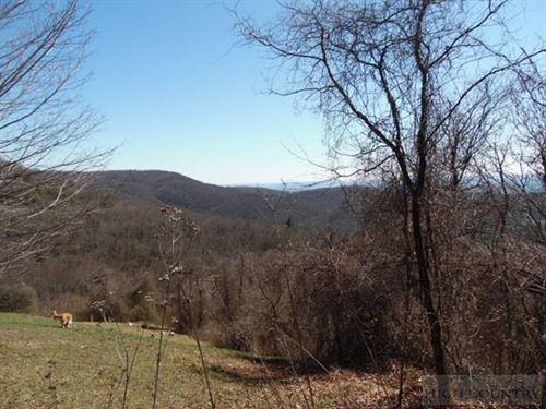 Building Lot High Meadows Country : Roaring Gap : Alleghany County : North Carolina