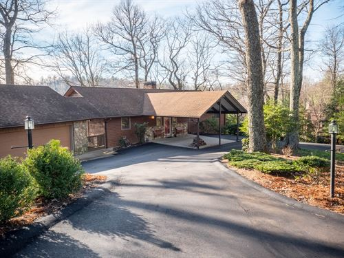 Beautiful Golf Course Property : Roaring Gap : Alleghany County : North Carolina
