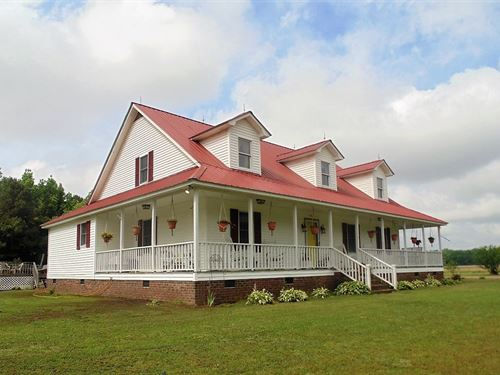 Country Home 6.5 Acres Roxobel, NC : Roxobel : Bertie County : North Carolina
