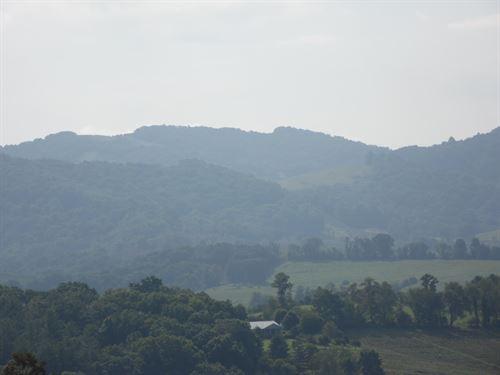 Lot Spectacular Long Range Mountain : Sparta : Alleghany County : North Carolina