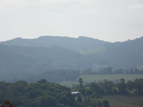 Building Lot Spectacular Long Range : Sparta : Alleghany County : North Carolina