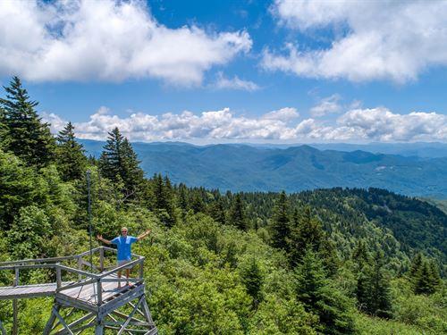 Highest Elevation Tract, Long-Range : Sylva : Jackson County : North Carolina