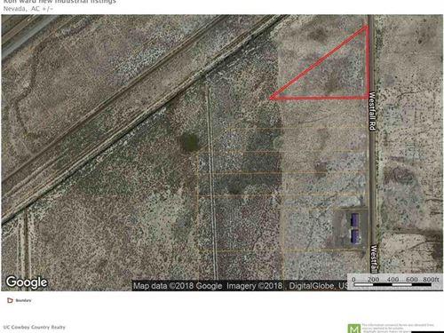Pershing County Idustrial Park Land : Lovelock : Pershing County : Nevada