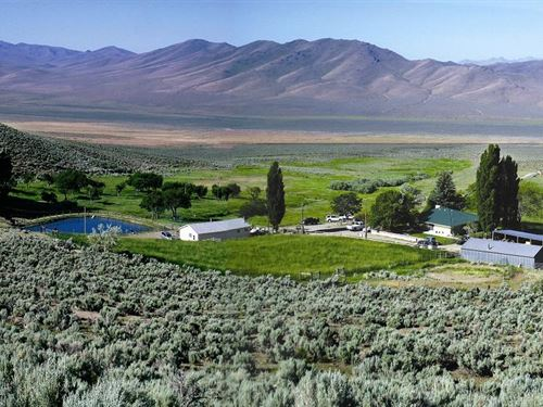 13765 US Hwy 95, Orovada, Porcupine : Orovada : Humboldt County : Nevada