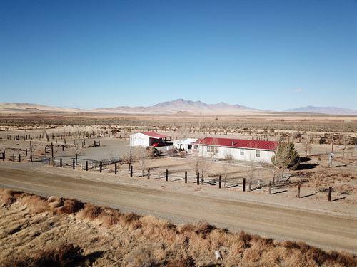 8365 E Wagon Wheel Ave : Winnemucca : Humboldt County : Nevada