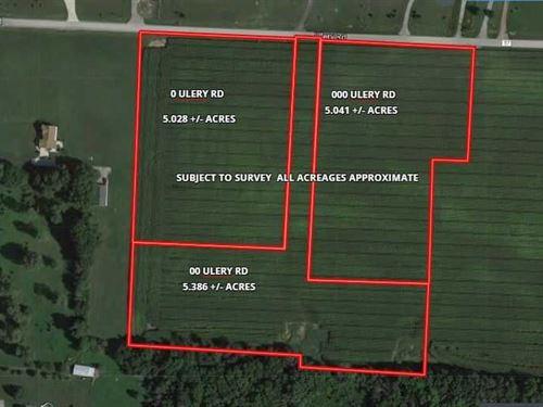 5 Acre Building Lot Delaware : Centerburg : Delaware County : Ohio