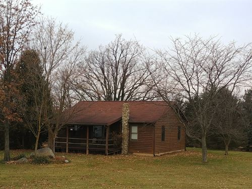 Home Acreage Upper Sandusky, Ohio : Upper Sandusky : Wyandot County : Ohio