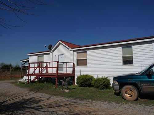 Country Home, Agra, Ok, Lincoln : Agra : Lincoln County : Oklahoma