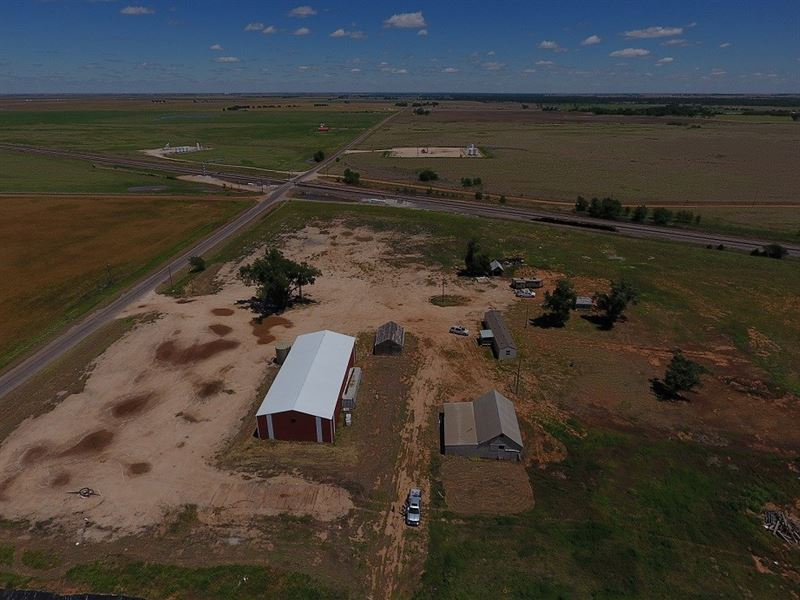 Land Income Producing Potential : Alva : Woods County : Oklahoma