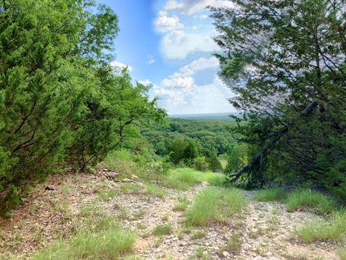 Timber Ridge Ranch-440 Acres : Ardmore : Marshall County : Oklahoma
