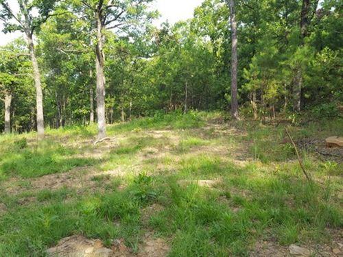 Hunting Land, Southeast Oklahoma : Bengal : Pushmataha County : Oklahoma