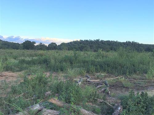 11 Acres Land Hwy 3 West Broken : Broken Bow : McCurtain County : Oklahoma