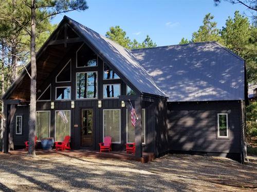 Log Style Cabin Broken Bow : Broken Bow : McCurtain County : Oklahoma