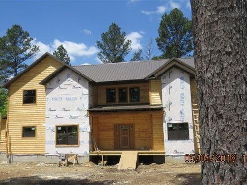 New Construction Cabin Beavers Bend : Broken Bow : McCurtain County : Oklahoma