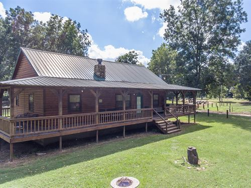 Country Cabin Broken Bow, OK : Broken Bow : McCurtain County : Oklahoma