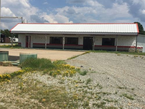 Investment Income Property Lake : Clayton : Pushmataha County : Oklahoma