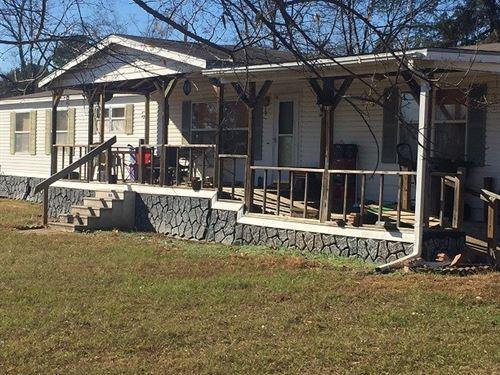Country Home Clayton,Ok-Mountain : Clayton : Pushmataha County : Oklahoma
