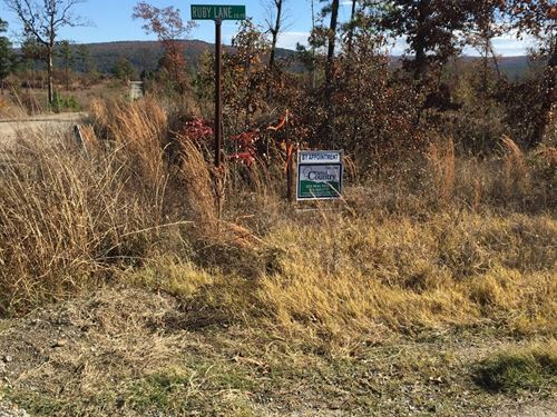 5 Acre Tract Mountain View : Clayton : Pushmataha County : Oklahoma