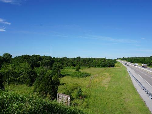 Handy Hunting & Recreational Spot : Depew : Creek County : Oklahoma