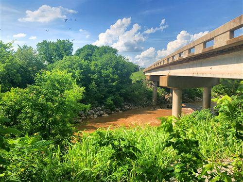 92 Acres Land Garvin County : Elmore City : Garvin County : Oklahoma