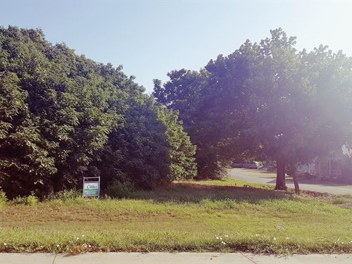 Corner Lot In Fort Towson, Ok : Fort Towson : Choctaw County : Oklahoma