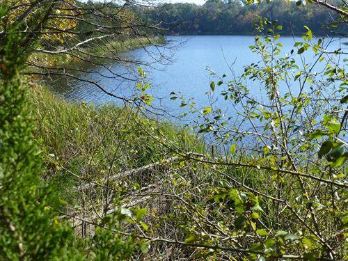 Waterfront Lots Lake Raymond Gary : Fort Towson : Choctaw County : Oklahoma
