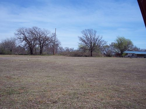 Large Building Lot Holdenville OK : Holdenville : Hughes County : Oklahoma