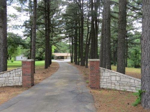 Beautiful Brick Home Hugo, Oklahoma : Hugo : Choctaw County : Oklahoma
