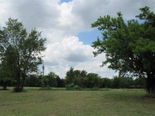 Commercial Acreage In Hugo, Ok : Hugo : Choctaw County : Oklahoma