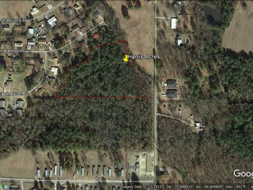 Residential/Investment Property : Idabel : McCurtain County : Oklahoma