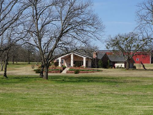 Macomb Oklahoma Luxury Home / Ranch : Macomb : Pottawatomie County : Oklahoma