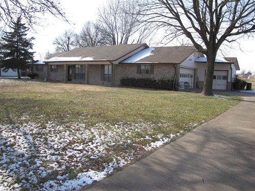 Home 7 Acres Northeast Oklahoma : Miami : Ottawa County : Oklahoma