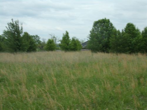 Building Lot in Pryor Oklahoma : Pryor : Mayes County : Oklahoma