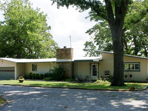 Lakeside Addition Move-In Ready : Pryor : Mayes County : Oklahoma