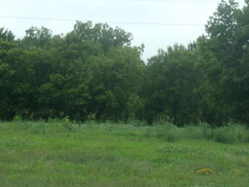17 Acres Vacand Land in Pryor, OK : Pryor : Mayes County : Oklahoma