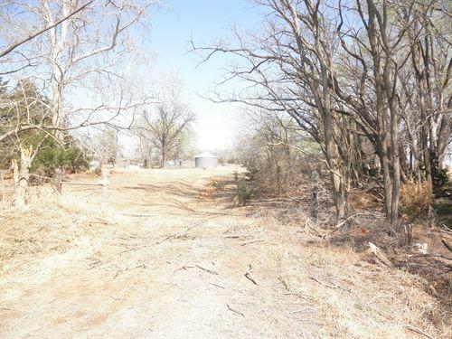 Hunting And Farming Land For Sale : Reydon : Roger Mills County : Oklahoma