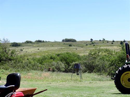 Hunters Dream Come True : Reydon : Roger Mills County : Oklahoma