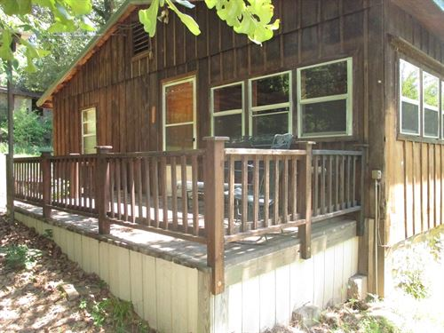 Mountain Cabin Acreage Broken Bow : Ringold : Pushmataha County : Oklahoma