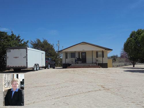 Homes Waynoka, OK 5 Acres M/L : Waynoka : Woods County : Oklahoma