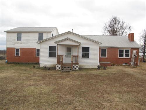 Farm & Ranch 70 Acres NE Oklahoma : Welch : Craig County : Oklahoma
