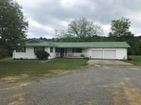 Home Acreage Wilburton,Oklahoma : Wilburton : Latimer County : Oklahoma