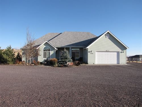 Burns, Custom Built Home Paradise : Burns : Harney County : Oregon