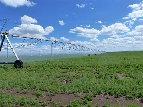 Inwood Feeders Farm For Sale : Burns : Harney County : Oregon