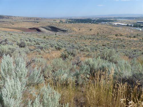 Hines, Development Property : Hines : Harney County : Oregon