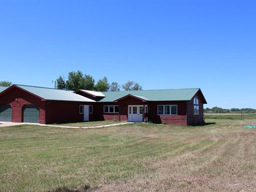 Country Home Site Newell Sd : Newell : Butte County : South Dakota