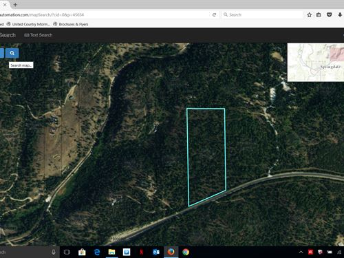 Land Washington, Residential : Loon Lake : Stevens County : Washington