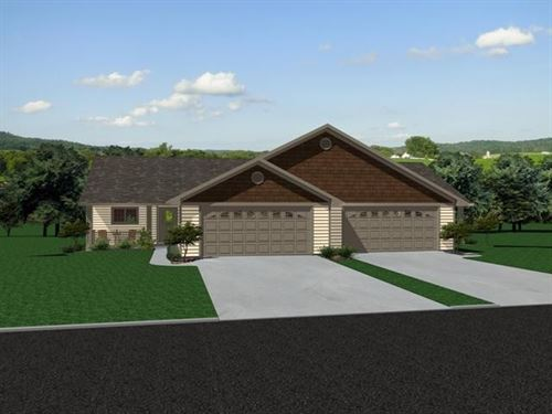 Building Lot 18 Home & Townhouse : Viroqua : Vernon County : Wisconsin
