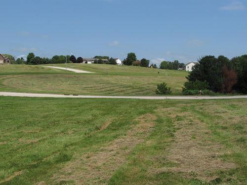 Lot 15.448 Acres Zoned Home : Viroqua : Vernon County : Wisconsin
